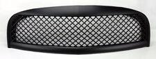 Chevy HHR 06-11 Front Mesh Matte Black Upper Hood Sport Grill Honeycomb