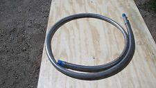 Cryogenic Stainless Steel 1'' ID Transfer Hoses Flex-Pression LTD some  spec tag