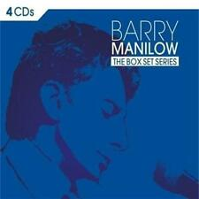 The Box Set Series * by Barry Manilow (CD, Jan-2014, 4 Discs, Legacy)