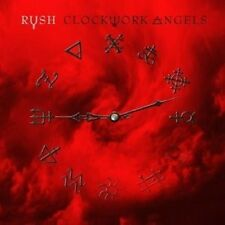 "RUSH ""CLOCKWORK ANGELS"" DIGIPACK CD ------12 TRACKS------ NEU"