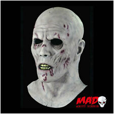 Deluxe DEATH STUDIOS Collection - NECROTIC 3/4 Zombie Latex Mask - Horror SCARY!