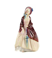Royal Doulton Hand Painted Porcelain Figurine 'Paisley Shawl' HN 1988