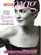 Mag 2006: AUDREY TAUTOU_GRAND CORPS MALADE_JEAN-HUGUES ANGLADE_JEAN-MARIE PERIER