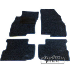 Kit 4 Tappeti Tappetini in tessuto specifici X Fiat Grande Punto