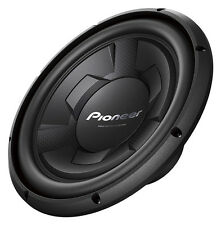 "Pioneer TSW126M 1300 Watt Max 12"" Subwoofer 4 Ohm Single Voice Coil"