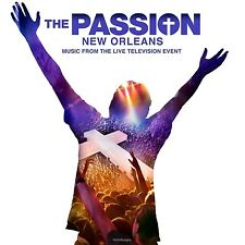 The Passion New Orleans Soundtrack Various Artists Target Exclusive NEW Audio CD