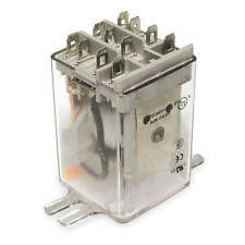 Dayton Relay, Power, 3PDT, 24VDC, Coil Volts (1EJD6)