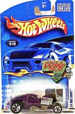 Hot Wheels 019 1/4 Mile Coupe, 2003 1st Editions 7/42, Race & Win Mint