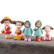My Neighbor Totoro Movie Character Garden Ornament Miniature Figures Doll Toy