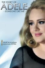 30842//THE STORY OF ADELE SOMEONE LIKE ME DVD NEUF