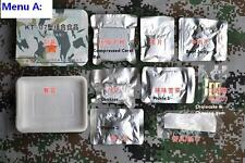 MILITARY MRE Chinese Army Food PLA Type KT-07 Combined Food