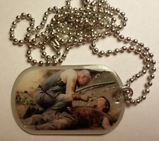 The Walking Dead Dog Tag MERLE & DARYL S 2 #16 of 24 DOG TAG
