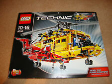 NEW - LEGO Technic 9396 Rescue Helicopter BNIB +FREE P&P - *L@@K*