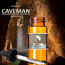 HAND CRAFTED ISLAND BREEZE Beard Oil Conditioner .33oz By CAVEMAN® Beard Care