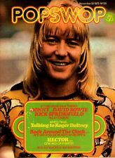 Brian Connolly of The Sweet on Magazine Cover 1973   Donny Osmond   David Bowie