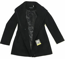 Andrew Marc Ladies' Asymmetrical Jacket #1047388 BLACK SIZE SMALL - NEW WITH TAG
