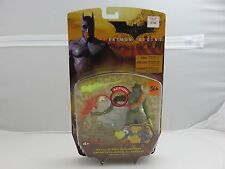 Batman Begins Movie SCARECROW Spinning Head Action Figure NEW 2005 Mattel