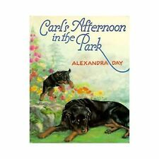 Carl: Carl's Afternoon in the Park by Alexandra Day (1992, Board Book)