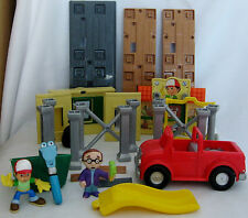 Handy Manny Building Work Shop Parts 26 pc Lot