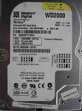 Western Digital 200 GB  WD2000BB-00FTA0 DCM:HSBHCVJAH | 25JAN2004 | Festplatte