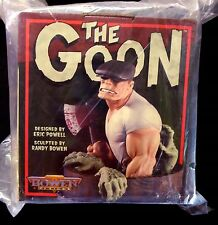 Goon Bust Statue  Bowen Designs Dark Horse Comics New 2005