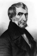 New 5x7 Photo: General and President William Henry Harrison, War of 1812