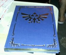 LEGEND OF ZELDA PHANTOM HOURGLASS COLLECTORS EDITION STRATEGY GUIDE BOOK DAMAGED