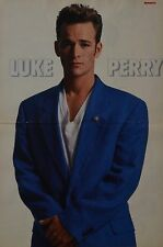 LUKE PERRY - A3 Poster (ca. 42 x 28 cm) - Beverly Hills 90210 Clippings Sammlung