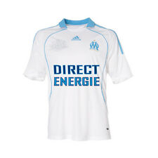 Maillot OM collector Olympique Marseille Dom. 08/09 ADIDAS -T: M - réf : 314635