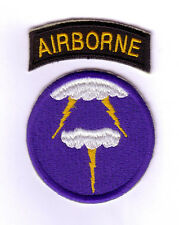 WWII - 21st AIRBORNE DIVISION (Reproduction)