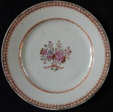 "Assiette ancienne CHINE Chinese Porcelain (Compagnie des Indes) (""n°16"")"