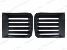 99 - 04 Pathfinder Front Bumper Grille Fog Lamp Light Finisher Retainer Cover