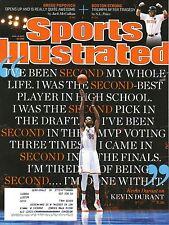 Kevin Durant--2013 Sports Illustrated--Oklahoma City Thunder
