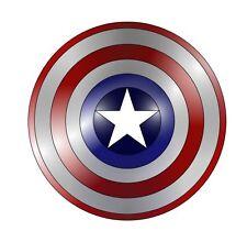Capitán América Escudo Sticker Decal Gráfico Etiqueta De Vinilo