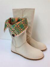 UGG AUSTRALIA WOMENS LO PRO MARRAKECH BOOT NATURAL SIZE 5 NEW IN BOX