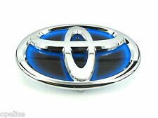 Genuine New TOYOTA REAR BADGE Boot Blue Emblem Prius 2009-2015 ZVW30 Hybrid