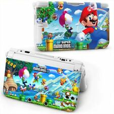 Super Mario Bros Custodia Rigida Cover Protettiva Per New NINTENDO 3DS XL