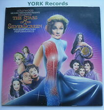 STARS OF THE SILVER SCREEN - Various - Excellent Con Double LP Record MCA Coral