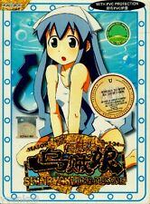 Shinryaku! Ika Musume Season 1+2 Vol 1-24 END DVD English Subtitle Anime Region0