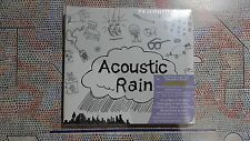 Acoustic Rain - 2 CD  - Made in the Philippines - Sealed - 2CD