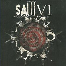 Saw 6: Music From and Inspired By Saw 6 2009 ExLibrary
