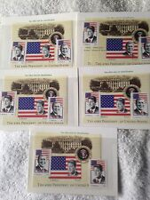 The 43rd President Of The United States Lot Of 5