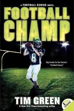 Football Champ: A Football Genius Novel, Green, Tim, Good Book