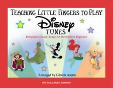 Teaching Little Fingers to Play Disney Tunes : Delightful Disn (FREE 2DAY SHIP)