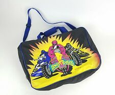 Vintage ORIGINAL Mighty Morphin Power Rangers 1993 Travel Shoulder Bag RARE