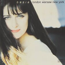 BASIA : LONDON WARSAW NEW YORK (CD) sealed
