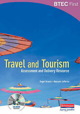 BTEC First Diploma in Travel and Tourism: Tutor's File by Malcolm Jefferies, Ro