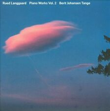 Works for Piano 2, Langgaard, Tange, New Super Audio CD - DSD