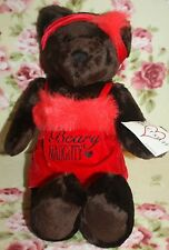 """*NWT* SWEET STUFF NAUGHTY BEAR 15"""" + NIGHT-SHIRT (SEE PICTURES)"""