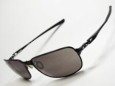 OAKLEY C WIRE 2.0 MATTE BLACK SONNENBRILLE WHISKER INMATE CROSSHAIR PLAINTIFF A